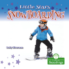 Little Stars Snowboarding Cover Image
