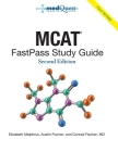 MCAT FastPass Study Guide, 2nd edition Cover Image