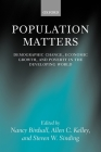 Population Matters: Demographic Change, Economic Growth, and Poverty in the Developing World Cover Image