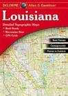 Louisiana Atlas & Gazetteer Cover Image