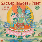 Sacred Images of Tibet 2021 Wall Calendar: Thangka Meditation Paintings Cover Image