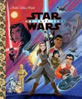 Star Wars: The Last Jedi (Star Wars) (Little Golden Book) Cover Image