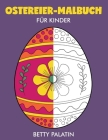 Ostereier-Malbuch für Kinder Cover Image