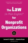 The Law (in Plain English) for Nonprofit Organizations Cover Image