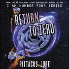Return to Zero Cover Image