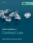 Poole's Casebook on Contract Law Cover Image