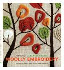 Kyuuto! Japanese Crafts!: Woolly Embroidery: Crewelwork, Stump Work, Canvas Work, and More! Cover Image