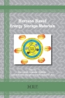 Biomass Based Energy Storage Materials (Materials Research Foundations #78) Cover Image