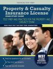 Property & Casualty Insurance License Exam Study Guide: Test Prep and Practice for the Property and Casualty Exam Cover Image