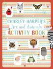 Charley Harper's Art and Animals Activity Book Cover Image