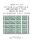 Steenerson's Revenue Taxpaid Stamp Certified Plate Proof Reference Series - Battleship Documentary Stamps of 1898 Cover Image