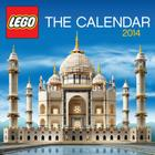 Lego Mini Calendar 2014 Cover Image