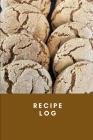 Recipe Log - Molasses Cookie Theme Cover Image