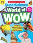 SuperScience World of WOW (Ages 9-11) Workbook Cover Image