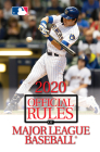 2020 Official Rules of Major League Baseball Cover Image
