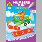 Math Readiness a Wipe-Off Book: Hours of Reusable Fun! Cover Image