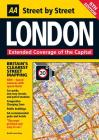 AA Street by Street: London Maxi Cover Image