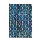 Paperblanks Blue Velvet Mini Lined Cover Image