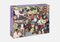 The Office Jigsaw Puzzle: 500 Piece Jigsaw Puzzle Cover Image