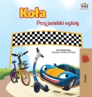 The Wheels -The Friendship Race (Polish Edition) (Polish Bedtime Collection) Cover Image