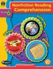 Nonfiction Reading Comprehension Grade 6 Cover Image