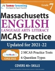 MCAS Test Prep: Next Generation Massachusetts Comprehensive Assessment System Study Guide Cover Image