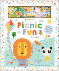 Tiny Town Picnic Fun (Soft Felt Play Books) Cover Image