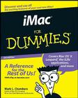 iMac For Dummies Cover Image