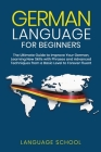 German Language for Beginners: German Language for Beginners Cover Image