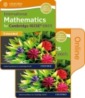 International Maths for Cambridge Igcse Print & Online Student Book (Cie Igcse Complete) Cover Image