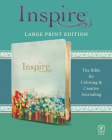Inspire Bible Large Print NLT (Leatherlike, Multicolor): The Bible for Coloring & Creative Journaling Cover Image