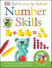 Bip, Bop, and Boo Get Ready for School: Number Skills Cover Image