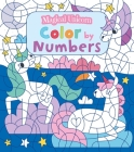 Magical Unicorn Color by Numbers Cover Image