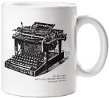 Typewriter Mug Cover Image