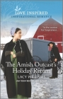 The Amish Outcast's Holiday Return: An Uplifting Inspirational Romance Cover Image
