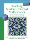 Teaching Student-Centered Mathematics: Developmentally Appropriate Instruction for Grades 6-8 (Volume III) Cover Image