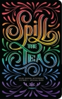 Spill the Tea Hardcover Ruled Journal (Insights Journals) Cover Image