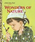 Wonders of Nature (Little Golden Book) Cover Image