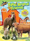 Farm Animal Friends: A Mega Sticker Book [With Sticker(s)] Cover Image
