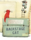 Backstage Cat Cover Image