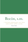 Bocòn, s.m. Cover Image