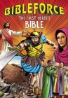 Bibleforce, Flexcover: The First Heroes Bible Cover Image