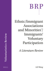 Ethnic/Immigrant Associations and Minorities'/Immigrants' Voluntary Participation Cover Image