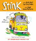 Stink and the World's Worst Super-Stinky Sneakers & Stink and the Great Guinea Pig Express Cover Image