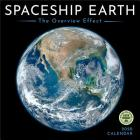 Spaceship Earth 2020 Wall Calendar: The Overview Effect Cover Image