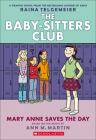 Mary Anne Saves the Day (Baby-Sitters Club Graphix #3) Cover Image