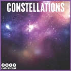 2021 Constellations Calendar: Official Constellations 2021 Wall Calendar 18 Months Cover Image