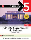 5 Steps to a 5: AP U.S. Government & Politics 2021 Cover Image