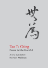 Tao te Ching: Power for the Peaceful Cover Image