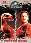 Jurassic World: Fallen Kingdom Poster Book (Jurassic World: Fallen Kingdom) Cover Image